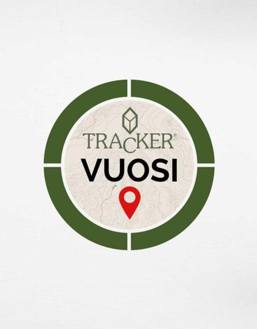 Tracker vuosi lisenssi
