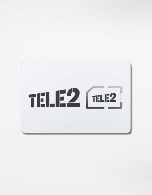 Tele2 sim