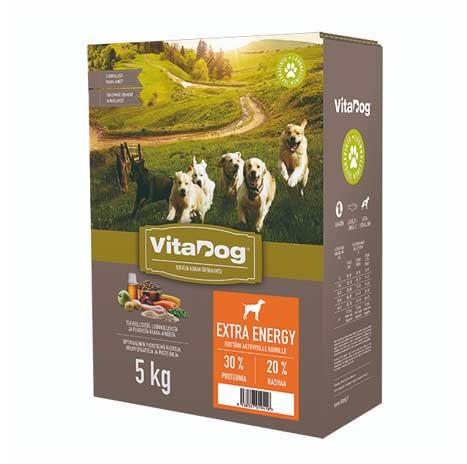 VitaDog_Extra Energy 5 kg