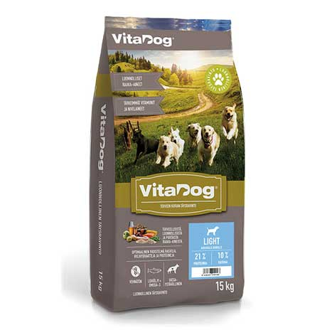 VitaDog Light 15 kg